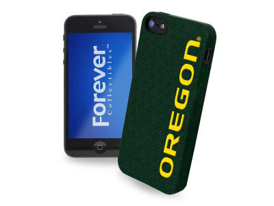 Oregon Ducks iPhone SE Case Silicone Logo