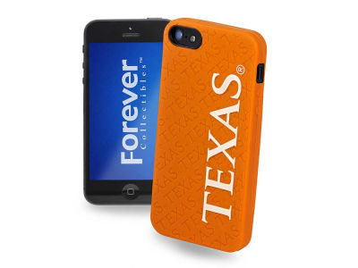 Texas Longhorns iPhone SE Case Silicone Logo