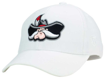 UNLV Runnin Rebels Top of the World NCAA White PC Cap