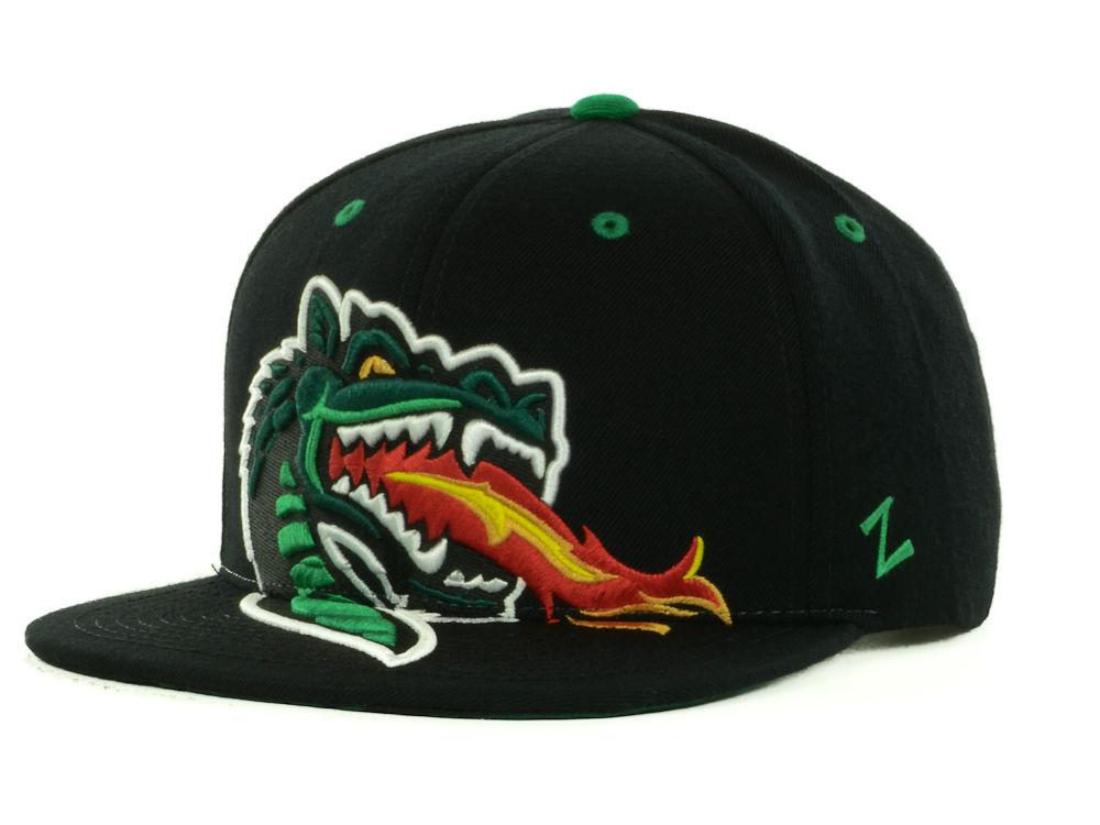 wholesale dealer 1d15f 67c63 Alabama Birmingham Blazers Zephyr NCAA Menace Snapback Cap   lids.com