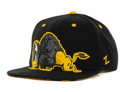 Colorado Buffaloes Zephyr NCAA Menace Snapback Cap