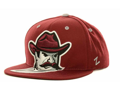 New Mexico State Aggies Zephyr NCAA Menace Snapback Cap