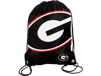 Georgia Bulldogs Big Logo Drawstring Backpack