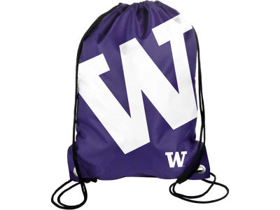 Washington Huskies Big Logo Drawstring Backpack