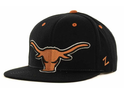 Texas Longhorns Zephyr NCAA Menace Snapback Cap