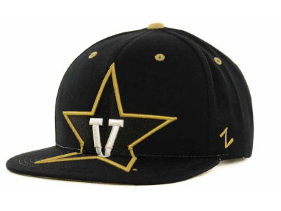 Vanderbilt Commodores Zephyr NCAA Menace Snapback Cap