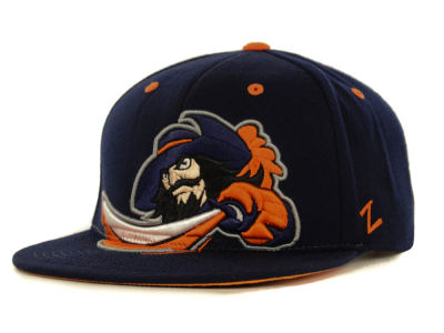Virginia Cavaliers Zephyr NCAA Menace Snapback Cap