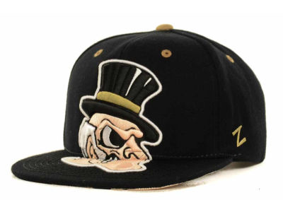 Wake Forest Demon Deacons Zephyr NCAA Menace Snapback Cap