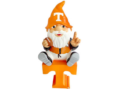 Tennessee Volunteers Gnome Sitting on Logo