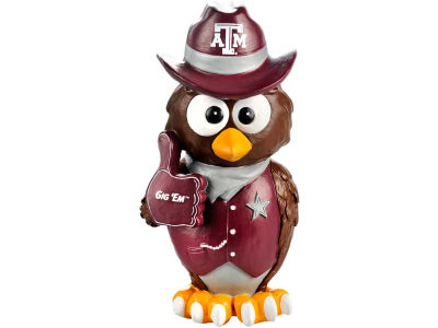 Texas A&M Aggies Thematic Owl Figure