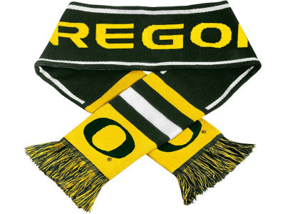 Oregon Ducks 2013 Wordmark Acrylic Knit Scarf