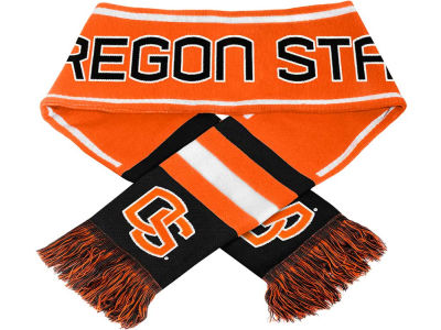 Oregon State Beavers 2013 Wordmark Acrylic Knit Scarf