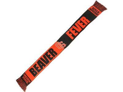 Oregon State Beavers 2013 Slogan Acrylic Knit Scarf