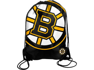Boston Bruins Big Logo Drawstring Backpack