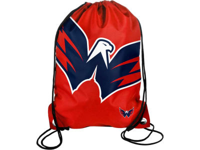 Washington Capitals Big Logo Drawstring Backpack