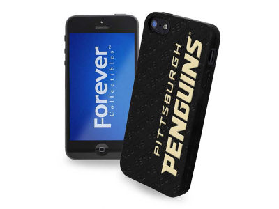 Pittsburgh Penguins iPhone SE Case Silicone Logo
