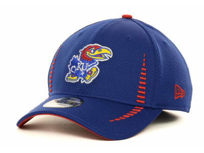 Kansas Jayhawks New Era NCAA Training Camp 39THIRTY Cap