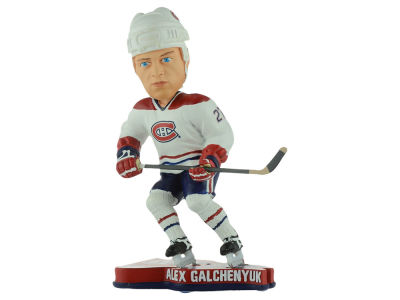 Montreal Canadiens Alex Galchenyuk Pennant Base Bobble