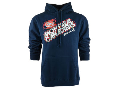 Montreal Canadiens Reebok NHL CN TNT Fusion Hoodie