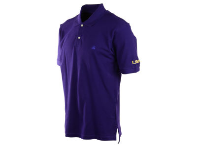 LSU Tigers NCAA Brooks Brothers Polo