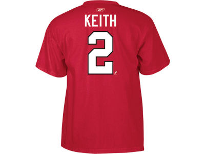 Chicago Blackhawks Duncan Keith NHL Youth Player T-Shirt