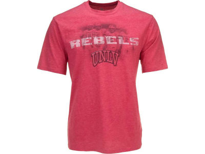 UNLV Runnin Rebels NCAA Football Shadow Team T-Shirt