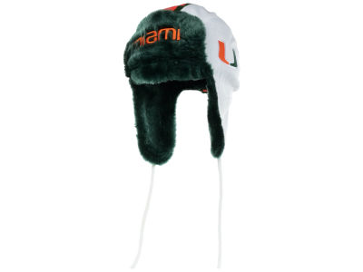 Miami Hurricanes New Era NCAA Trapskin Knit