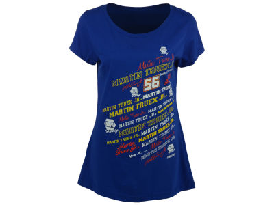 Martin Truex Jr. NASCAR Women's Signature T-Shirt