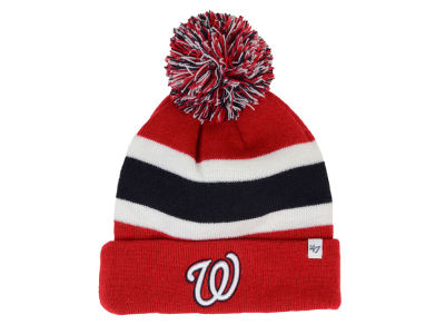 Washington Nationals '47 MLB Breakaway Knit