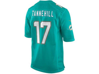 Miami Dolphins Ryan Tannehill  Nike NFL Men's Game Jersey