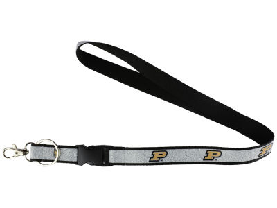Purdue Boilermakers Sparkle Lanyard-Aminco