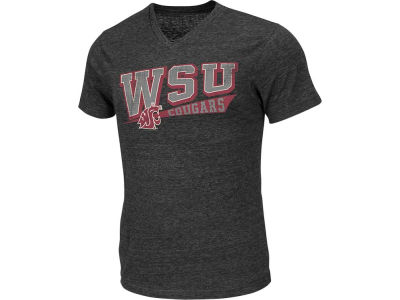 Washington State Cougars NCAA Overload Vneck T-Shirt