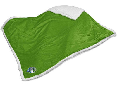 Seattle Sounders FC Logo Brands Sherpa Blanket