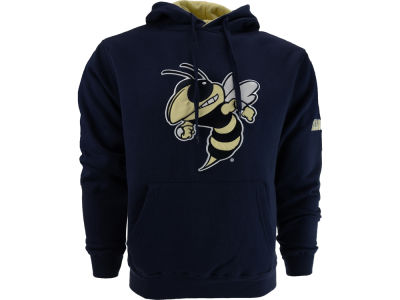 Georgia-Tech NCAA Big Logo Hoodie
