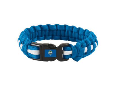 Seattle Sounders FC Survival Bracelet S/M