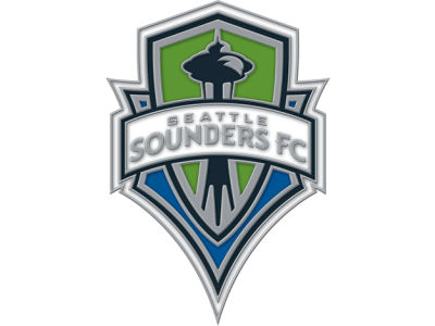 Seattle Sounders FC Logo Pin