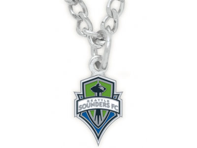 Seattle Sounders FC Charm Necklace