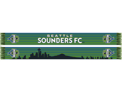 Seattle Sounders FC MLS Skyline Scarf
