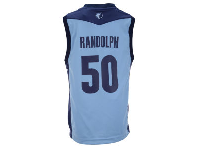 Memphis Grizzlies Zach Randolph Youth NBA Revolution 30 Jersey