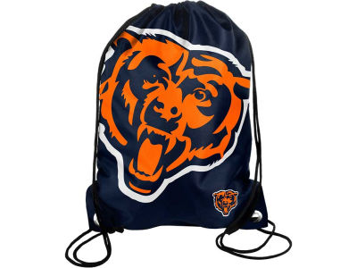Chicago Bears Big Logo Drawstring Backpack