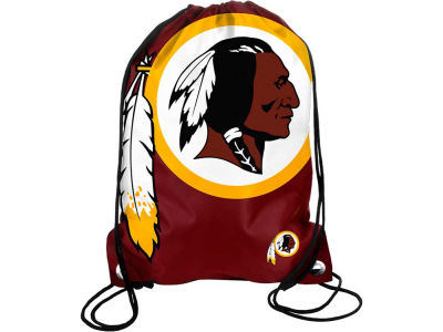 Washington Redskins Big Logo Drawstring Backpack
