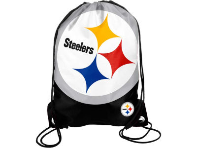 Pittsburgh Steelers Big Logo Drawstring Backpack
