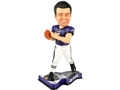 Baltimore Ravens Joe Flacco Pennant Base Bobble