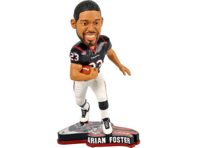 Houston Texans Arian Foster Pennant Base Bobble