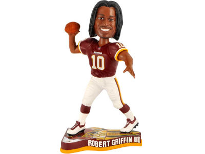 Washington Redskins Robert Griffin III Pennant Base Bobble