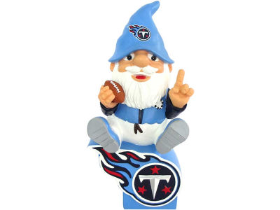 Tennessee Titans Gnome Sitting on Logo