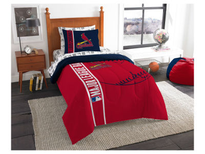 St. Louis Cardinals Twin Soft & Cozy Set