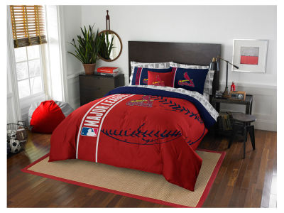 St Louis Cardinals Full Soft Cozy Set
