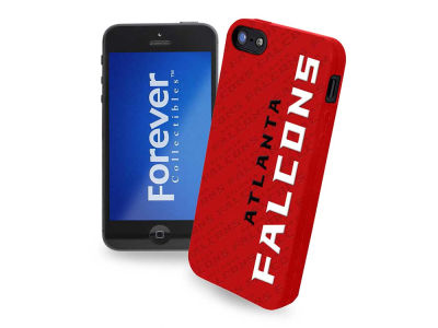 Atlanta Falcons iPhone SE Case Silicone Logo