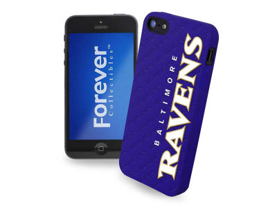 Baltimore Ravens iPhone SE Case Silicone Logo
